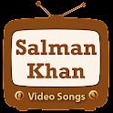 Salman Khan Videos Songs HD icon