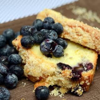 Summer Lemon Blueberry Bread.