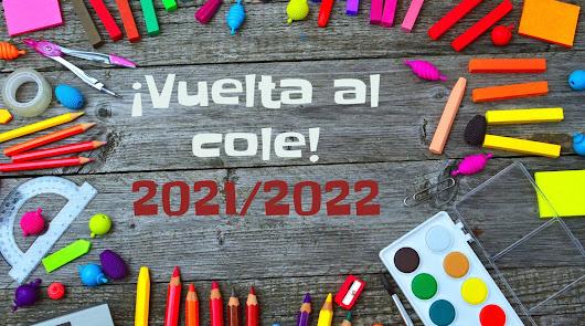 Calendario escolar en Almería para el curso 2021/2022