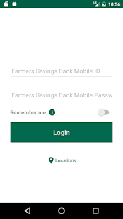 Farmers Savings Bank Mobile- screenshot thumbnail