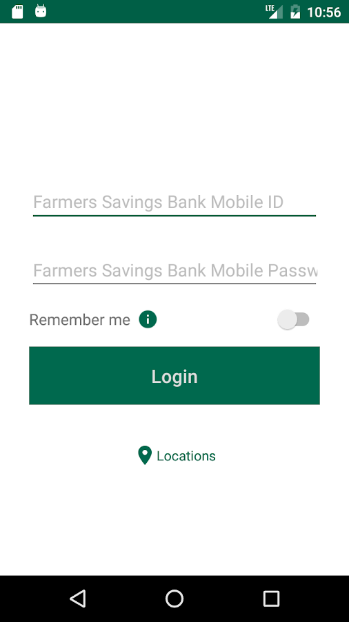 Farmers Savings Bank Mobile- screenshot