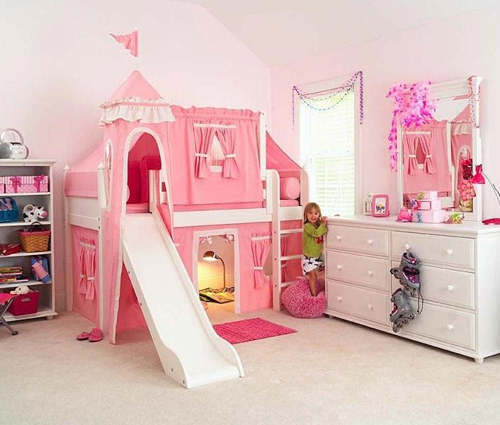 Princess Bed Designs Screenshot