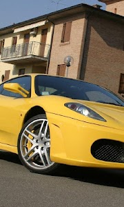 Wallpapers Ferrari F430 screenshot 2