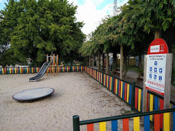 Parque infantil Alameda Matamá