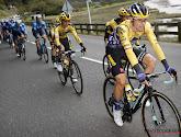 Roglič zet meteen de eerste etappe in de Vuelta naar zijn hand