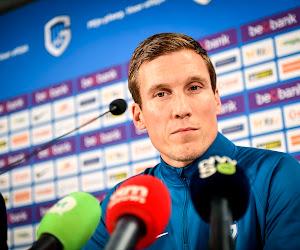 """Le nouveau coach de Genk : """"La philosophie du club correspond à ma personnalité"""""""