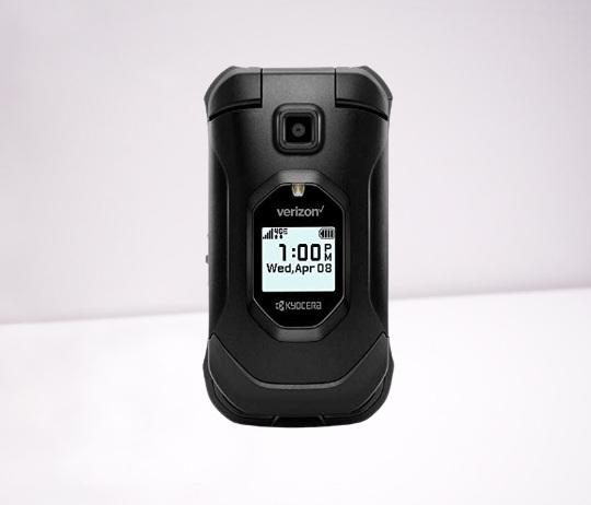 Kyocera DuraXV Extreme E4810 Flip Phone