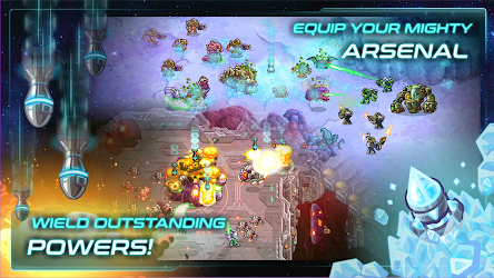 Iron Marines v1.2.6 APK 3