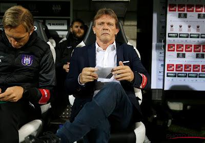 Anderlecht compte un nouveau blessé