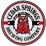 Logo for Cedar Springs Brewing Company