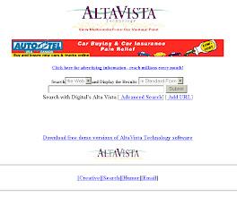 Photo: AltaVista (October 1996)