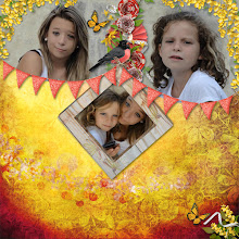 """Photo: made with the kit """"Colorful"""" by Angel's Designs. info here: http://letyscrap.blogspot.it/2013/02/colorful-by-angels-designs.html"""