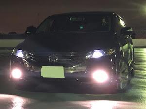 ステップワゴンスパーダ RK5 クールスピリットZのカスタム事例画像 car Life agoさんの2018年10月21日02:39の投稿