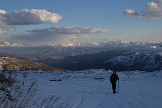 Photo: вид с Селимского перевала
