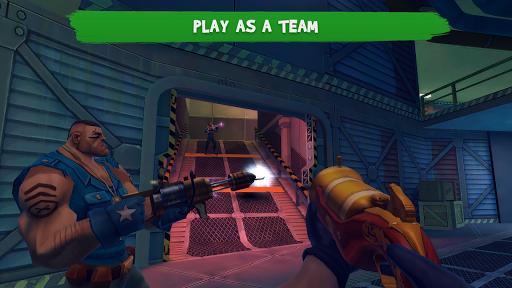 Blitz Brigade - Online FPS fun screenshot 2