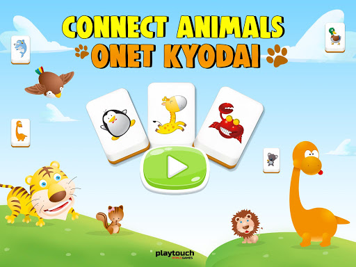 Connect Animals : Onet Kyodai (puzzle tiles game) 3 screenshots 17