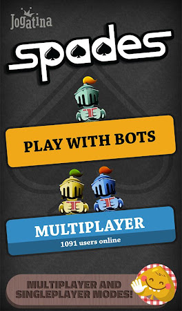 Spades: Classic Card Game 1.0.0 screenshot 634952