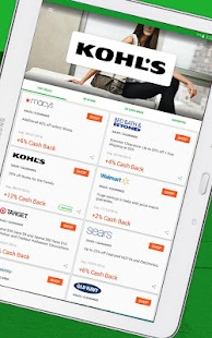 Ebates: Coupons & Cash Back- screenshot thumbnail