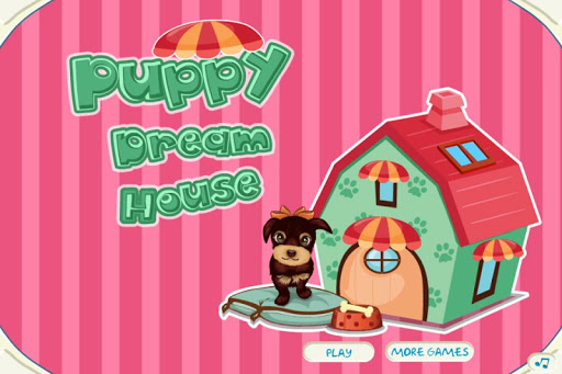 Puppy Dream House