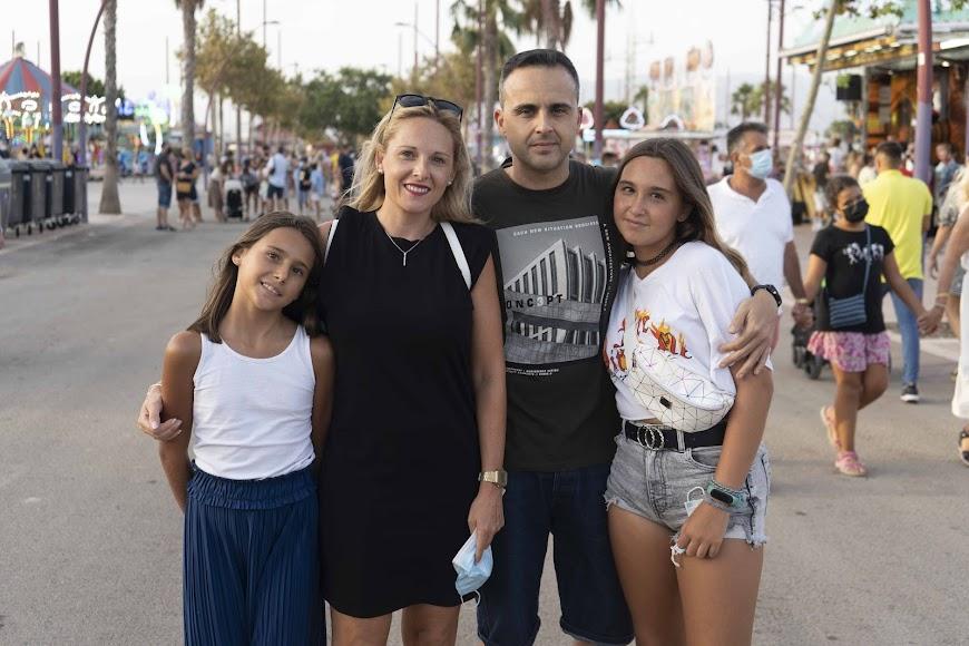 Familia Sánchez