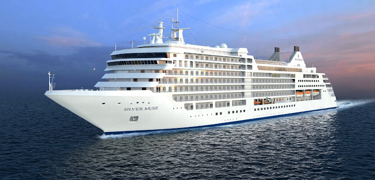 Silver Muse is the newest ship from Silversea, offering luxurious cruises around the world.