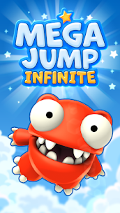 Mega Jump Infinite MOD (Unlimited Money) 1