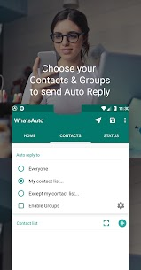WhatsAuto – Auto Reply App 4
