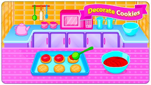 Baking Cookies - Cooking Game 7.1.64 screenshots 11