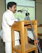 Photo: Speech : Daies Idiculla (General Secretary, Travancore Malayalee Council - Gulf Chapter) www.tmcgulf.com