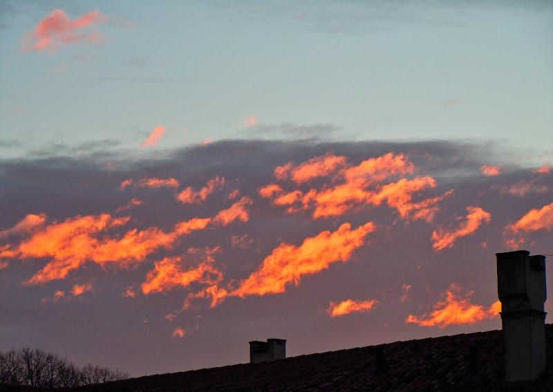 Nuvole di fuoco di Franco62