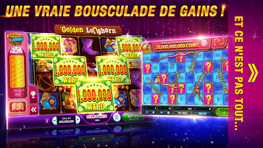 Slotomania™ Casino – Machine a Sous Las Vegas screenshot 8