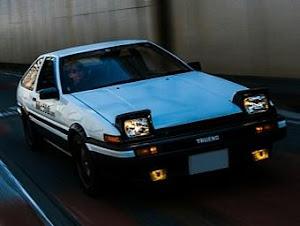 スプリンタートレノ AE86 GT-APEXのカスタム事例画像 イチDさんの2019年06月22日00:01の投稿