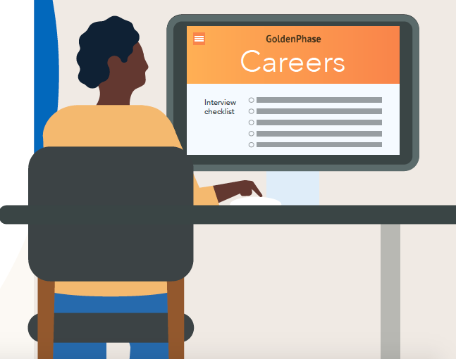 Outline your interview process on your career site. Source: LinkedIn