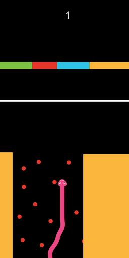 Color VS Snake - Endless Color Snake Game screenshot 3