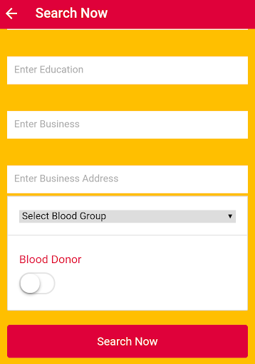 Ramani Parivar Directory 0.0.1 screenshots 8