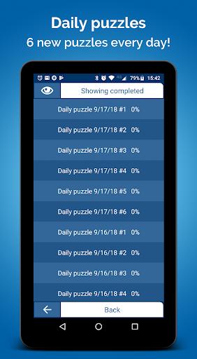 Crossword Puzzle Free screenshots 20