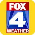 Fox4 KC Weather icon