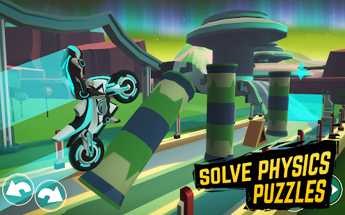 Gravity Rider: Space Bike Racing Game Online for PC-Windows 7,8,10 and Mac apk screenshot 8
