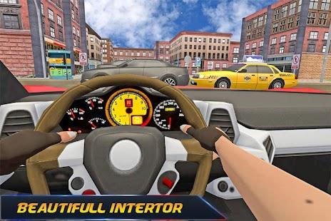 Driving School Reloaded 2017 screenshot