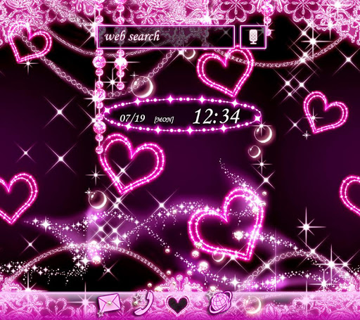 Fantasy Wallpaper Cosmo Heart Theme 1.0.0 Windows u7528 1