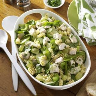 Spinach Chicken Salad.