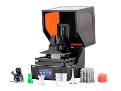 Refurbished Monoprice MP Mini SLA UV LCD Resin 3D Printer *A Stock*