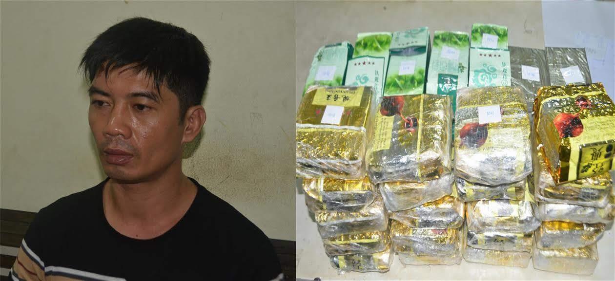 Đối tượng Nguyễn Phi Hùng cầm đầu đường dây mua bán trái phép 40 kg ma túy tổng hợp, 20 bánh hêrôin