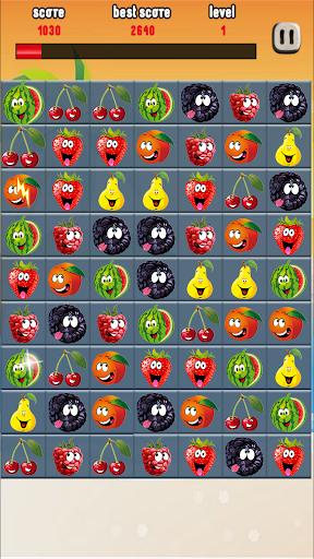 Berries Crush - Match 3  screenshots 3