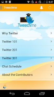 TweechMe- screenshot thumbnail