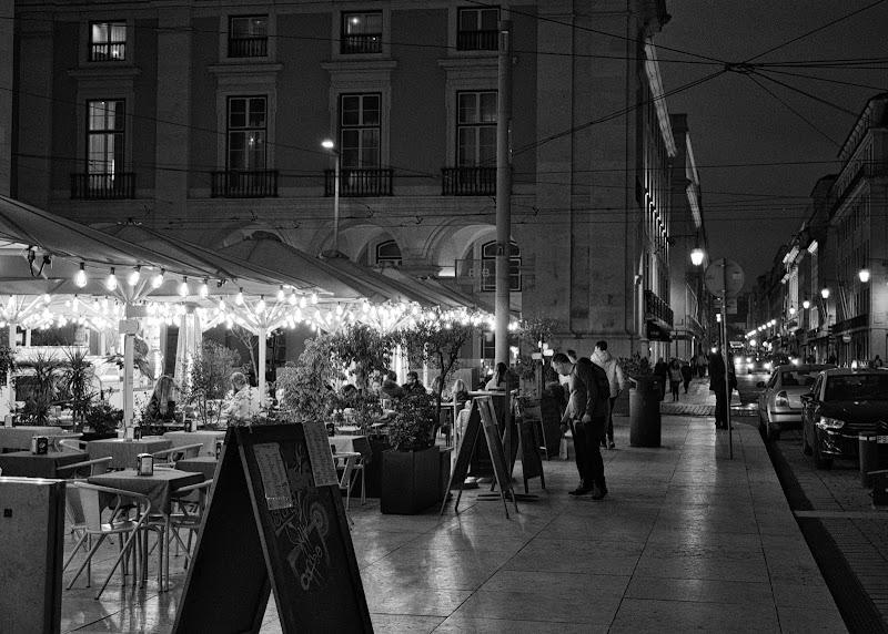 Evening walk di M.Faini