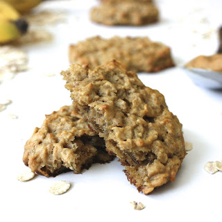 Vegan Banana Oatmeal Cookies Recipes