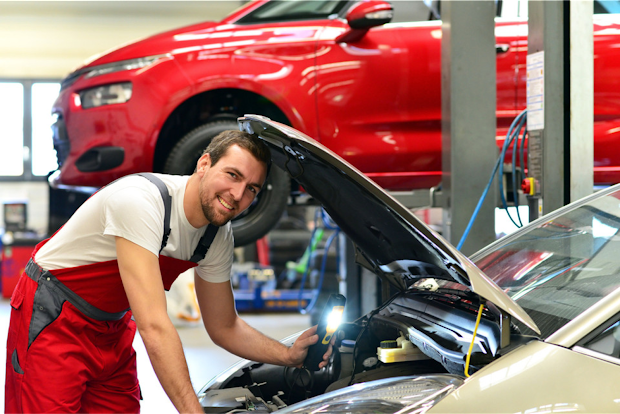 Carrosserie peinture et mécanique automobile à Cergy Pontoise