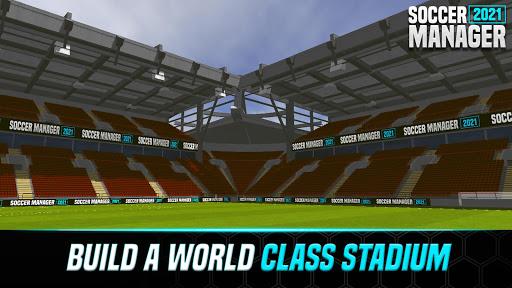 Soccer Manager 2021 screenshot 4