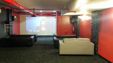 Photo: TV/movie common area